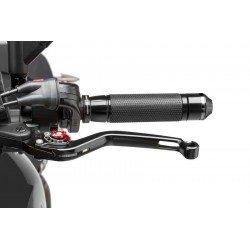Unfoldable Clutch Lever 16 Black Selector Red