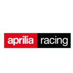 """Front mudguard decal """"aprilia racing"""""""
