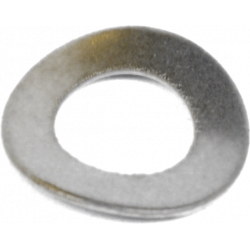 Curved spring washer 6x12