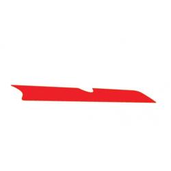 RH lower strip decal