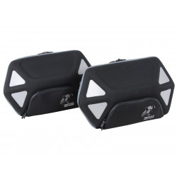 C-Bow Soft bags Black Side...