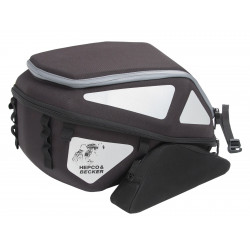 Royster Rearbag incl. Lock-it attachment - black