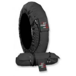 Tirewarmers Capit Suprema Spina BLACK M/XL