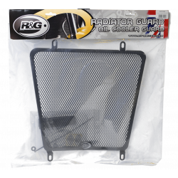 Radiator Guard Black