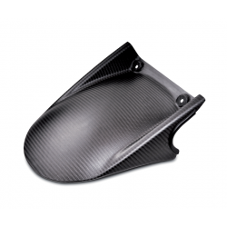 Carbon fiber rear fender kit